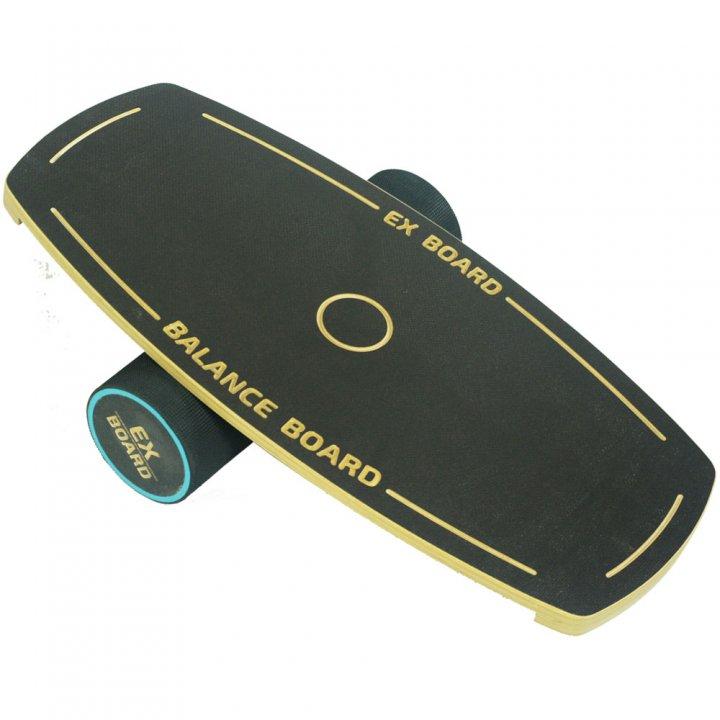 Balance board Black Circle