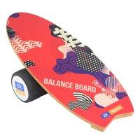 Балансборд Surf Red