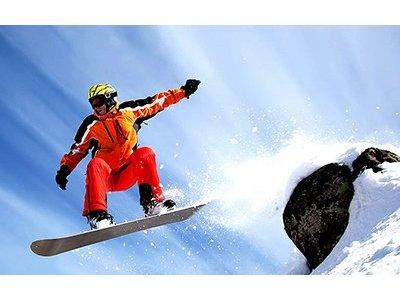 Тренажер для сноуборда